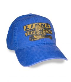 Lions Drag Strip Adjustable Cap