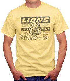 Lions Drag Strip Men's T-Strip