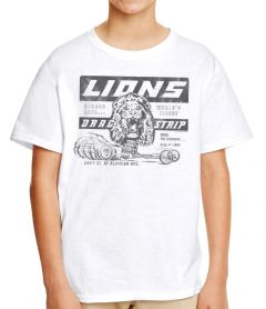 Lions Drag Strip Youth T-Shirt