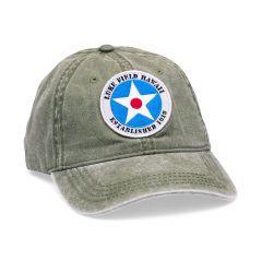 Luke Field Hawaii Adjustable Cap