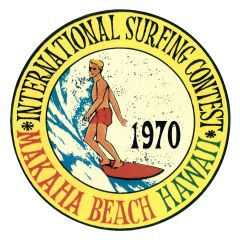 Makaha 1970 Sticker
