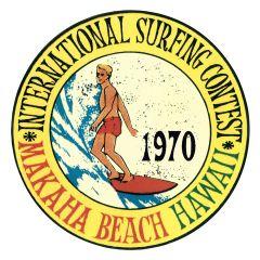 Makaha 1970 Sticker