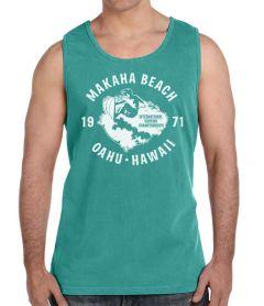 Makaha Beach 1971 Surfing Championships Tank