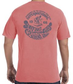 Makaha International Surf Championships 1968 T-Shirt