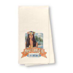 Maui Lager  Flour Sack Dish Towel