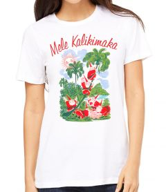 Mele Kalikimaka Holiday T-Shirt
