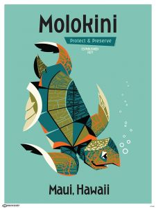 Molokini Poster