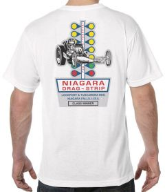 Niagara Drag Strip T-Shirt