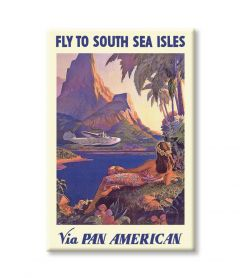 Pan Am South Sea Magnet