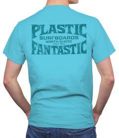 Plastic Fantastic Shop Logo T-Shirt