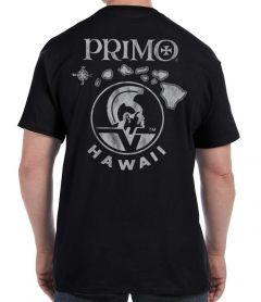 Primo Islands Black T-Shirt