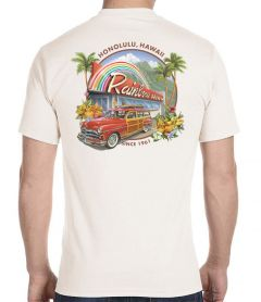 Rainbow Drive-In Men's T-Shirt