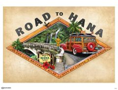 Road to Hana Poster