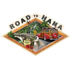 Road to Hana Sticker