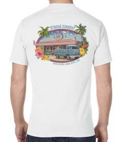 Strong Current Van Men's T-Shirt
