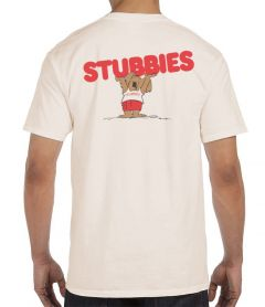 Stubbies Logo Men's T-Shirt