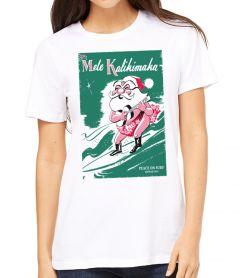Surfing Santa 49 T-Shirt