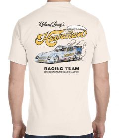"""The Hawaiian"" Racing Team Men's T-Shirt"