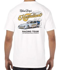 The Hawaiian Racing Team T-Shirt