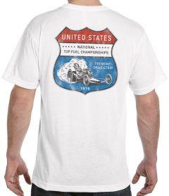 U.S. Nationals 1976 T-Shirt