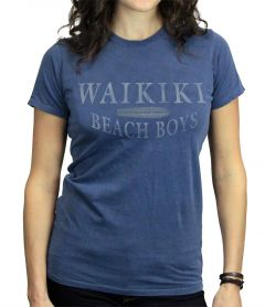 Waikiki Beach Boys Women's T-Shirt