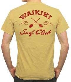 Waikiki Surf Club 1948 Men's T-shirt