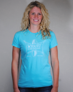 Wardy Ladies T-Shirt