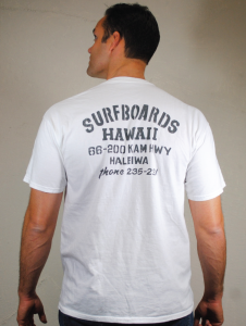 Surfboards Hawaii T-Shirt